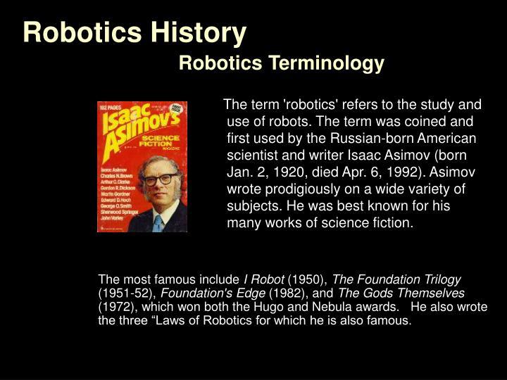 Robotics history3