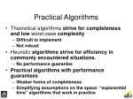 practical algorithms14