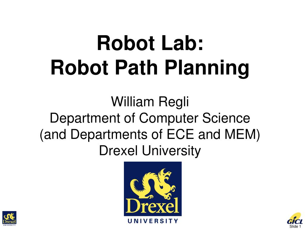 robot lab robot path planning l.