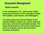 ecosystem management44