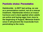 pesticide choice preventative35