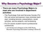 why become a psychology major5