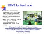 odvs for navigation