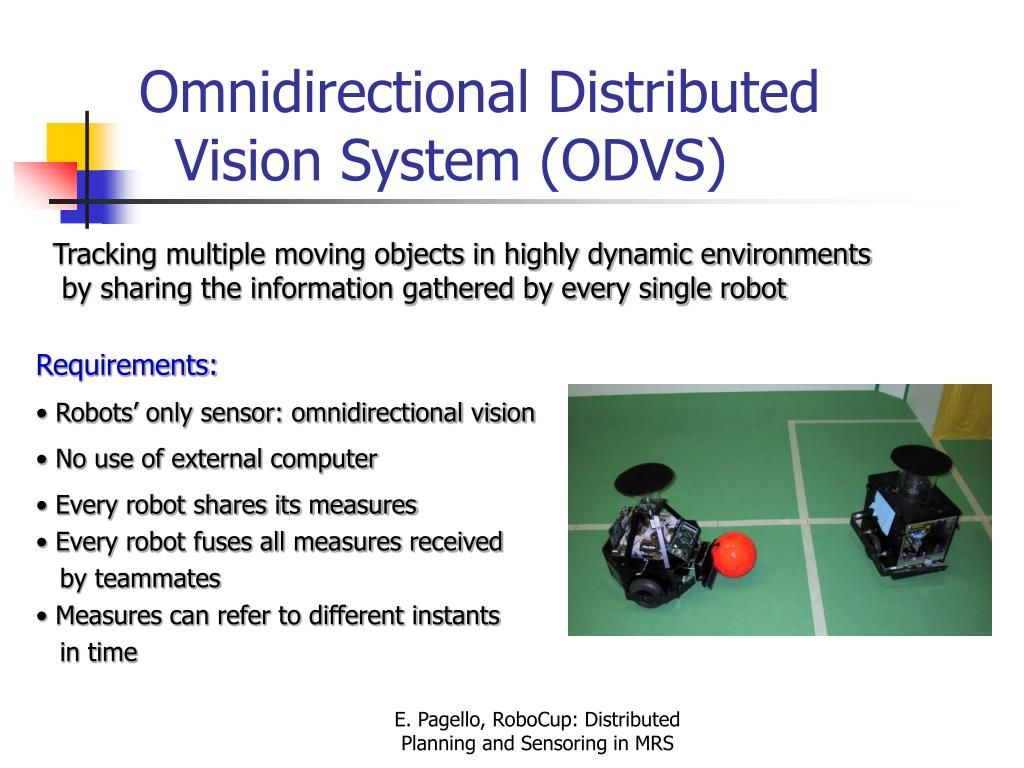 Omnidirectional Distributed
