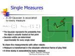 single measures