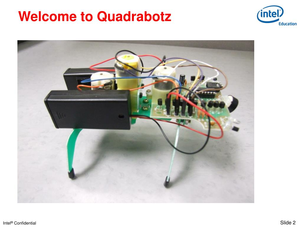 Welcome to Quadrabotz