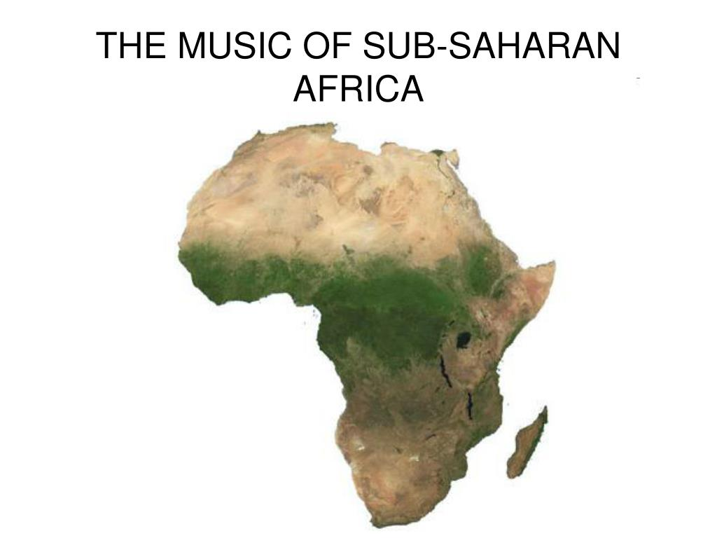 the music of sub saharan africa l.