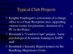 typical club projects8