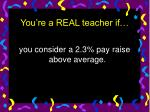 you re a real teacher if43