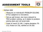 assessment tools80