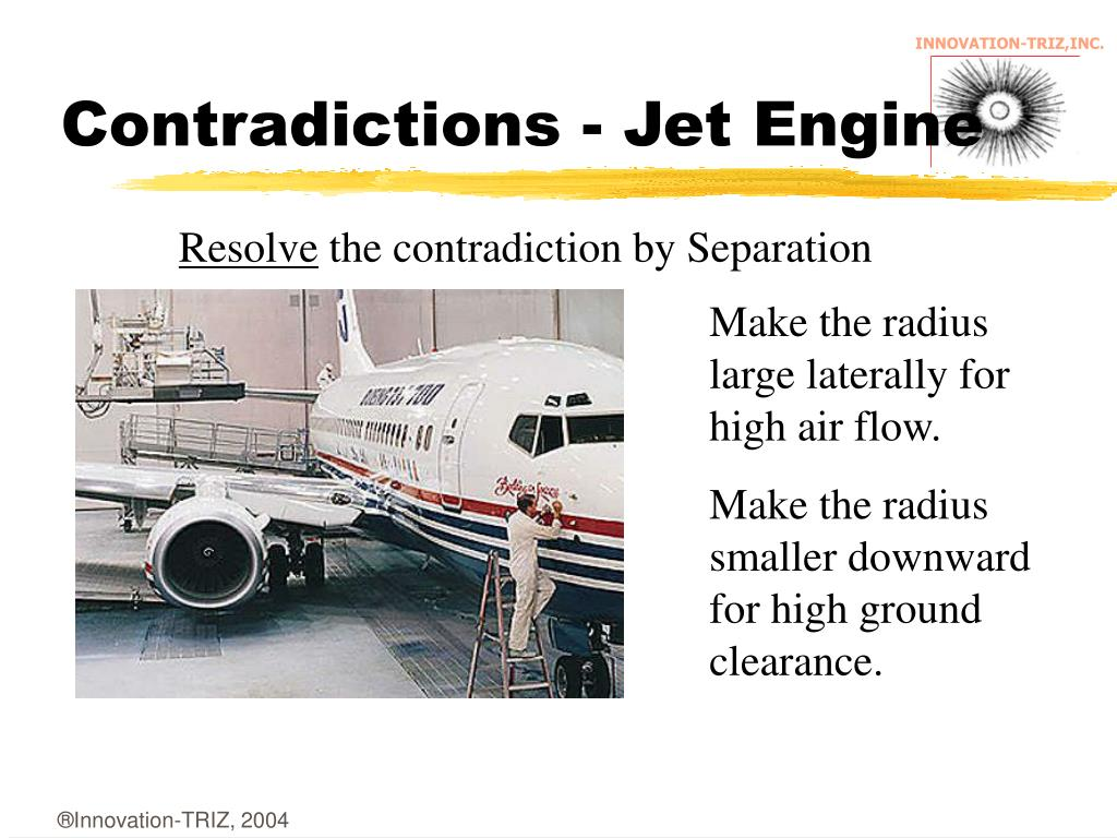 Contradictions - Jet Engine