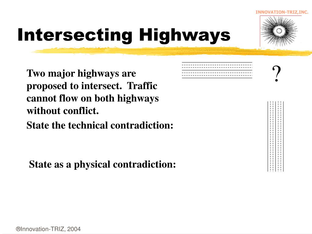 Intersecting Highways