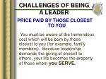 challenges of being a leader13
