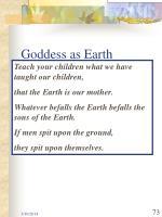 goddess as earth73