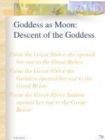 goddess as moon descent of the goddess78