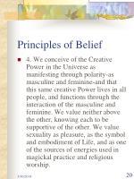 principles of belief20