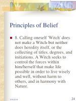 principles of belief24