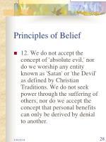 principles of belief28