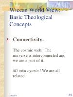 wiccan world view basic theological concepts69