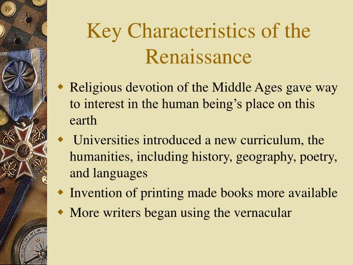 essay on the renaissance period The renaissance was a cultural and scholarly movement which stressed the rediscovery and application of texts and thought from classical antiquity, occurring in europe c 1400 – c 1600 the renaissance can also refer to the period of european history spanning roughly the same dates it's.