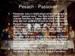 pesach passover
