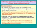 technology application in energy conservation step less control in reciprocating compressor27