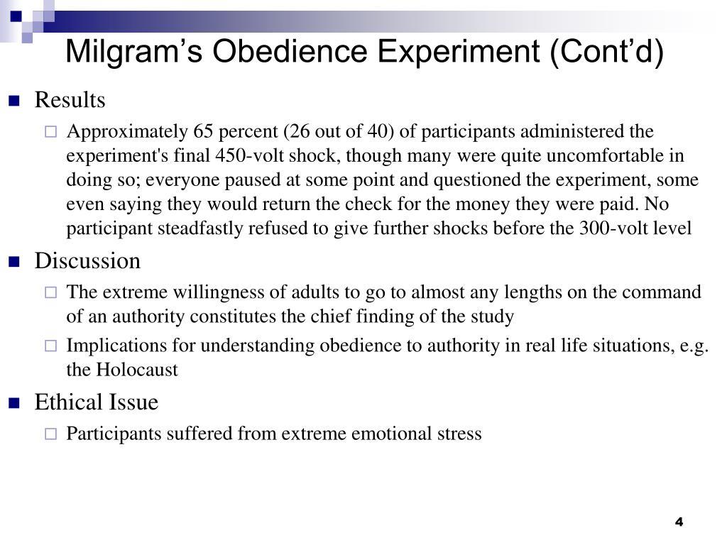 redesigning milgram s experiment