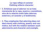 la ropa refleja el car cter clothing reflects character10