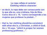 la ropa refleja el car cter clothing reflects character11