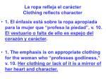 la ropa refleja el car cter clothing reflects character13