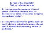 la ropa refleja el car cter clothing reflects character30