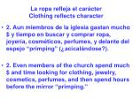 la ropa refleja el car cter clothing reflects character32