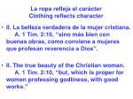 la ropa refleja el car cter clothing reflects character33