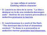 la ropa refleja el car cter clothing reflects character39