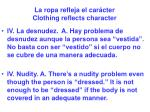 la ropa refleja el car cter clothing reflects character40