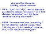 la ropa refleja el car cter clothing reflects character45