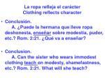 la ropa refleja el car cter clothing reflects character61