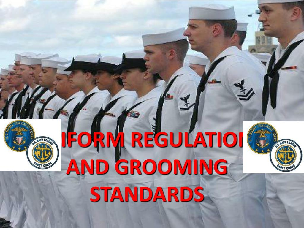 uniform regulations and grooming standards l.