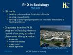 phd in sociology web link