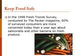 keep food safe9
