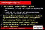 creeping bentgrass7
