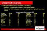 creeping bentgrass9