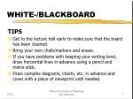 white blackboard7