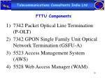 fttu components