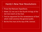hardy s new year resolutions29
