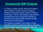 commercial shp projects