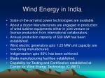 wind energy in india21