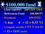 100 000 fund138