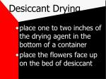 desiccant drying13