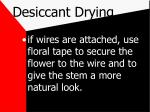 desiccant drying23